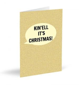 Bling-a-Ling Christmas Cards