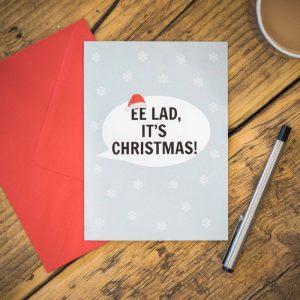 Snow Days Christmas Cards