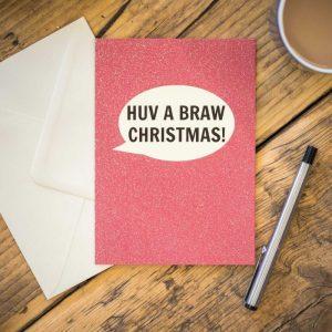 Scottish Christmas Cards