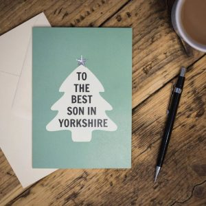 Sale Yorkshire Christmas Cards